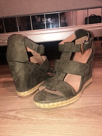 Just A Wedge Shoe