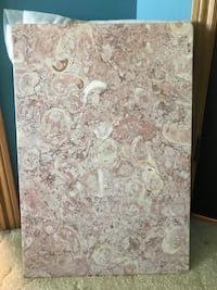 Small Rose Marble Slabs Severn, L3V