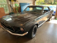 1967 Ford Mustang Reston