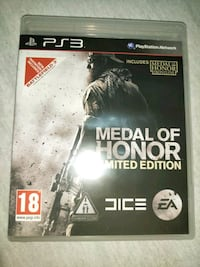PS3 oyun medal of honor