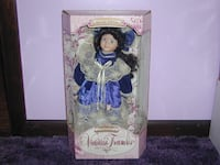 """16"""" Collectible Porcelain Doll - NRFB  - Special Edition - Mint Condition!! Topton"""