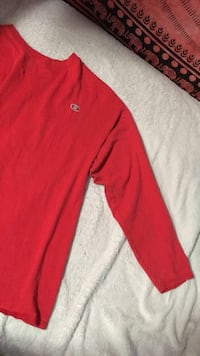 Cherry Red Champion Long Sleeve Vancouver, 98686