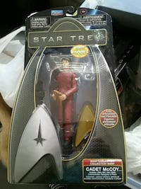 Star Trek Cadet McCoy action figure pack