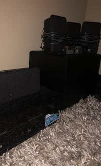 Denon DHT 1513BA Home Theater System
