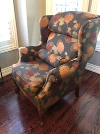 Wing Chair - Ball and Claw TORONTO
