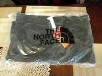 North Face black fur lined jacket,small to 2x