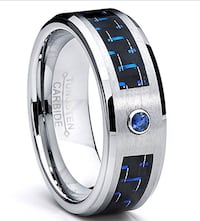 Men's Tungsten Carbide Ring Union, 17340