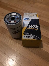VARIOUS WIX OIL FILTERS