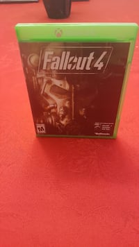 Fallout 4 , Xbox one