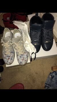 10.5 and 11 Marcella & balenciaga  Columbia, 21044