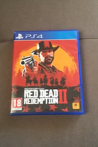 RDR2 Red Dead Redemption 2 ps4 konsol oyunu