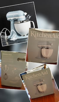 Heritage Limited Edition Artisan Stand Mixer Burnaby