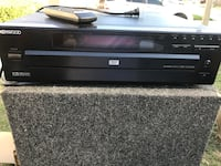 Kenwood DV-605 Multiple DVD VCD CD 5 Disc Progressive Scan Player With Remote, Pick Up Kissimmee, Pre-Owned Kissimmee, 34746