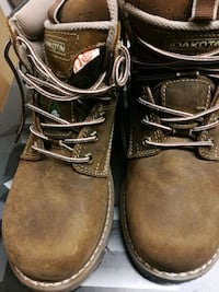 brand new dakota size 10 safety boots Toronto, M1V 4R9