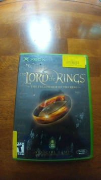 LOTR Fellowship of the Ring for Xbox 360 Bethesda, 20814
