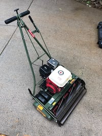 """25"""" California Trimmer Reel Mower with striping Roller Cumming, 30041"""