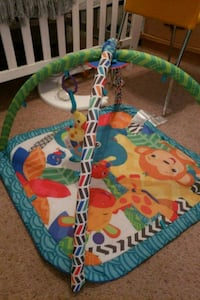 baby's multicolored activity gym Sioux Falls, 57104