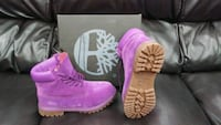 Women Purple Tims