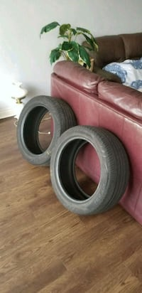 two vehicle tires London, N6K 1L4