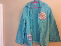 Disney Anna And Elsa Frozen Jacket..... CHECK OUT MY PAGE FOR MORE ITEMS Baltimore, 21206