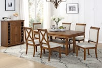 New 8 piece finding set with server  Santa Clarita, 91354