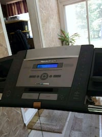gray and black Pro-Form treadmill Annandale, 22003