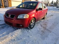 2009 Pontiac G3 Wave Sedan Low Kms  Edmonton, T5X 5A3