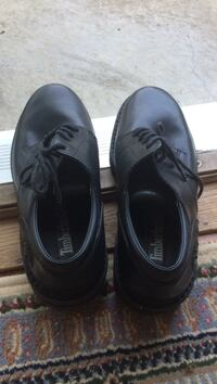 pair of black leather dress shoes Mechanicsville, 23111