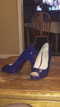 Blue Nine West high heels Silver Spring, 20902