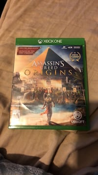 Xbox One Assassin's Creed Origins case Stafford, 22554