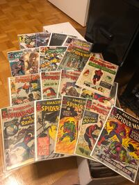 Amazing Spider-man Comic Books Vaughan, L4H 1H2