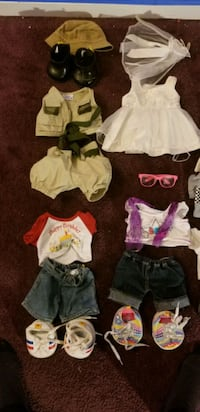Clothes for Build-a-Bears