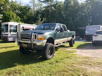 2001 f250 7.3l lariat longbed 4x4 automatic Hardeeville, 29927