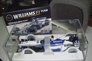 Tamiya 1/20 Williams f1 team racing car model
