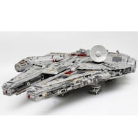 2017 Nuovo Millenium Falcon Star Wars Metropolitan City of Genoa