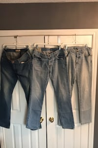 MENS JEANS SIZE:33x32 Barrie, L4N 5M8