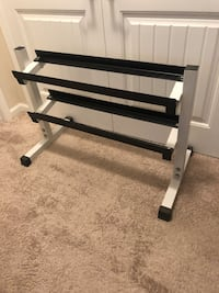 Dumbbell Stand 4' Long Fort Mill, 29708