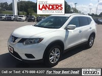 2015 Nissan Rogue SV Rogers, 72758