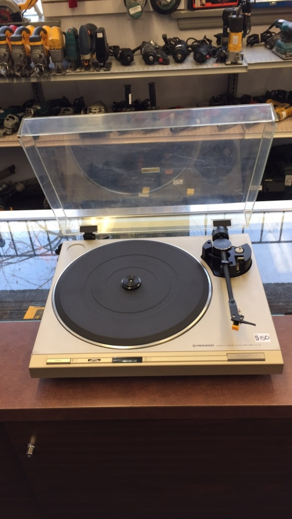 Record Player/Turn Table