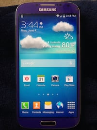 Galaxy S4 $40  Cookeville, 38501