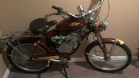 Whizzer motorcycle moped Woonsocket, 02895