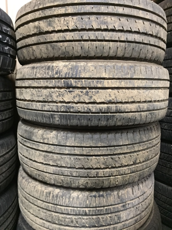Used Tires Columbus Ohio >> 235 55 18 Set Of Four Tires