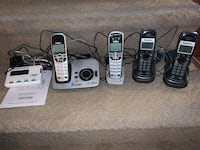 4 phones with base unit and Digitone call blocker. Sioux Falls, 57103