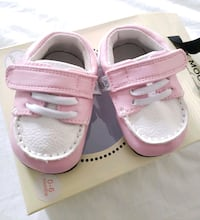 Jack and Lilly Baby Shoes 0-6 mos Toronto, M8Z 1L8