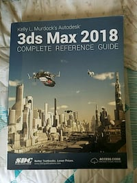 3Ds Max 2018 refrence guide  Victorville, 92395