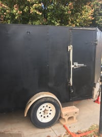 6X12 Trailer for sale!Great for work!