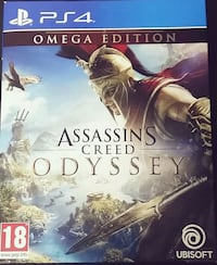 Assassin's Creed Odyssey Omega Edition Ps4 Istanbul