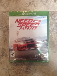 Need For Speed Payback Xbox One (BRAND NEW) Surrey, V3R 4Y2