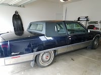1990 Cadillac (coupé) Fleetwood for sale!