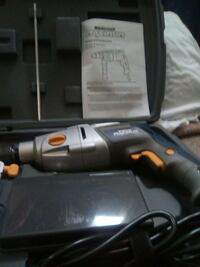 gray and black corded power tool Vernon, V1T 5G9